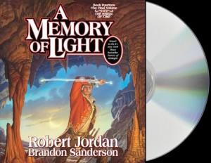 A MEMORY OF LIGHT AUDIOBOOK