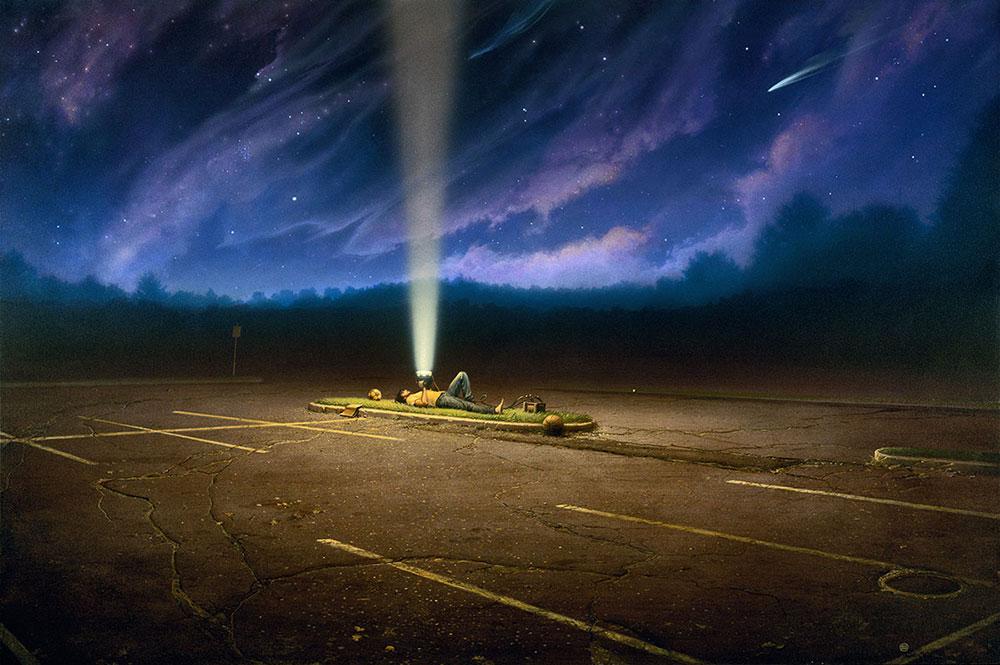ASTROPHYSICIST « The Art of Michael Whelan