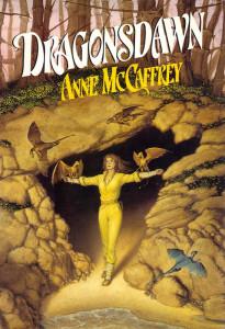 DRAGONSDAWN (HARDBACK COVER)