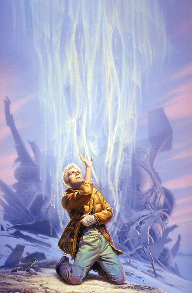 Favori SCIENCE FICTION « The Art of Michael Whelan JU53