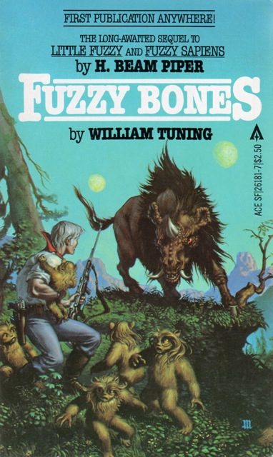 Image - Fuzzy Bones by Michael Whelan