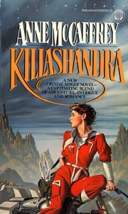 KILLASHANDRA (PAPERBACK COVER)