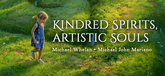 KINDRED SPIRITS: EXHIBITION WITH MICHAEL MARIANO