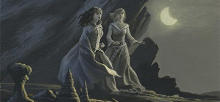 THE WHEEL OF TIME ORIGINAL ART