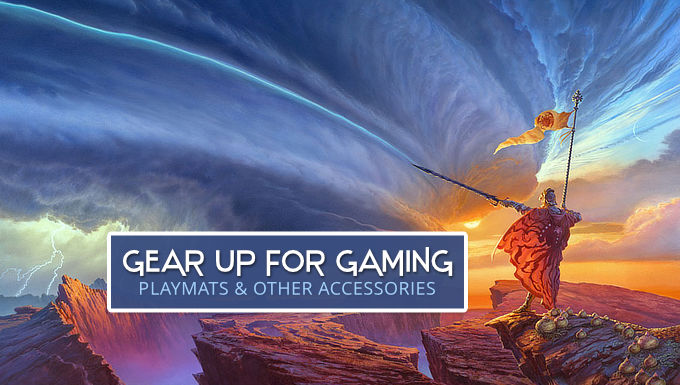PLAYMATS AND GAMING ACCESSORIES