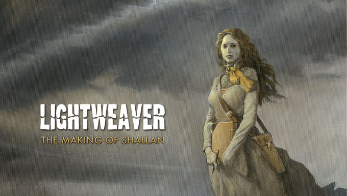 LIGHTWEAVER: THE MAKING OF SHALLAN
