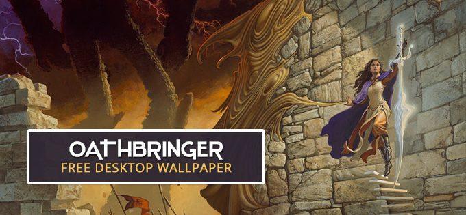 OATHBRINGER DESKTOP WALLPAPER