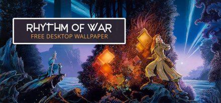 RHYTHM OF WAR DESKTOP WALLPAPER
