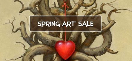 NEW ORIGINAL ART & PRINT SALE