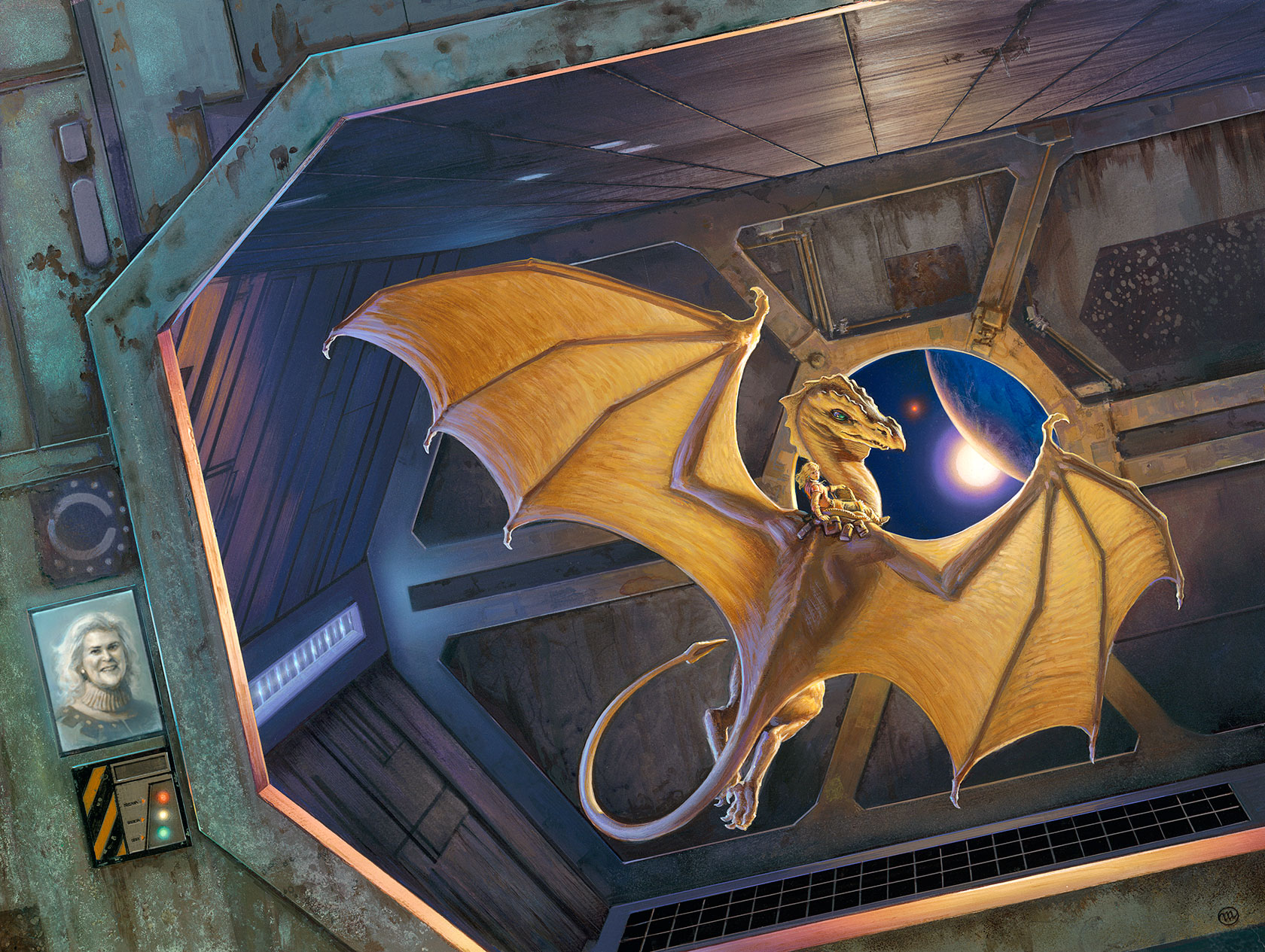 Dragon Aboard