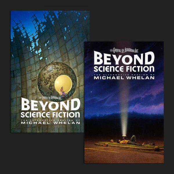 BEYOND SCIENCE FICTION « The Art of Michael Whelan