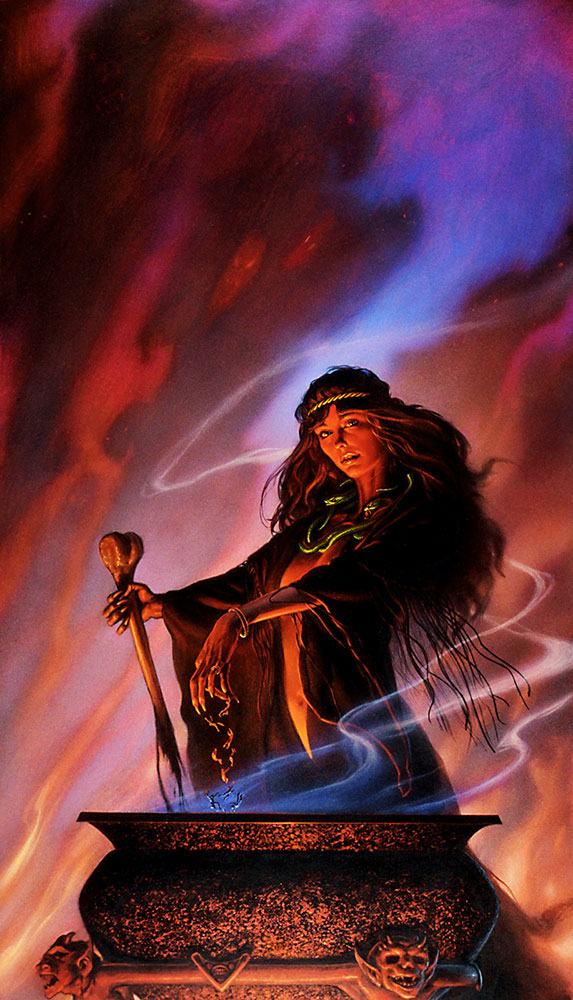 Hecate S Cauldron 171 The Art Of Michael Whelan