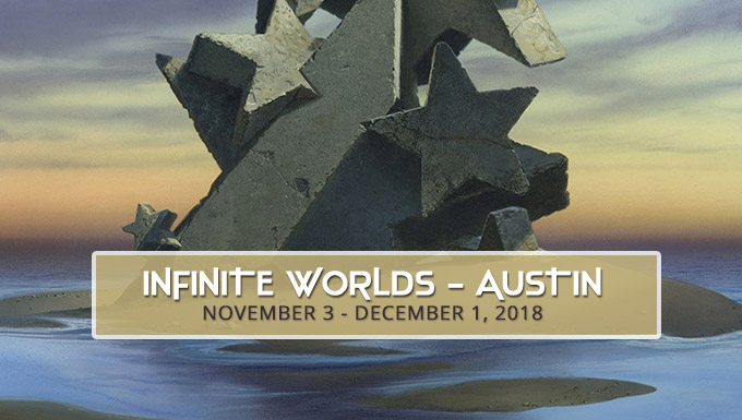 INFINITE WORLDS – THE ART OF THE FANTASTIC