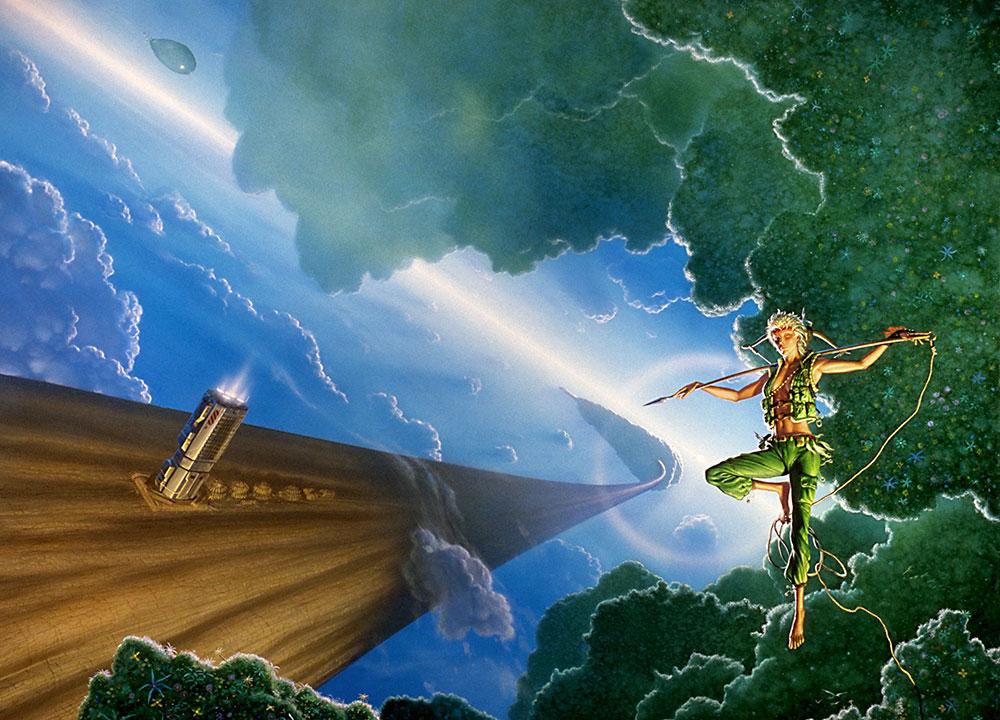 Fantasy Michael Whelan Art