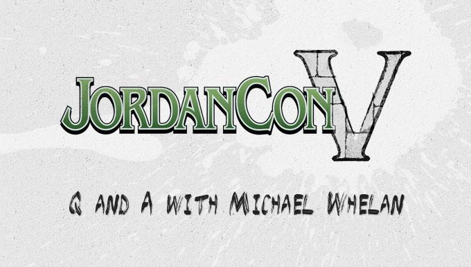 JORDANCON Q AND A