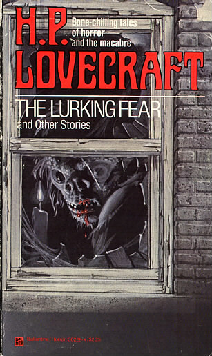 Image result for michael whelan lovecraft lurking fear