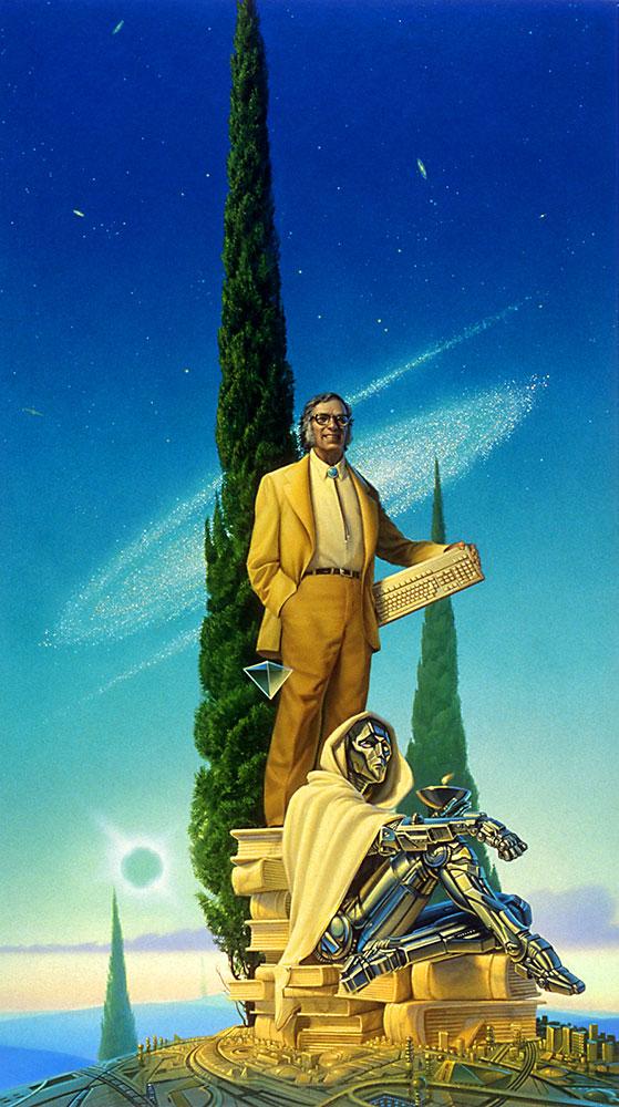 Asimov 171 Search Results 171 The Art Of Michael Whelan