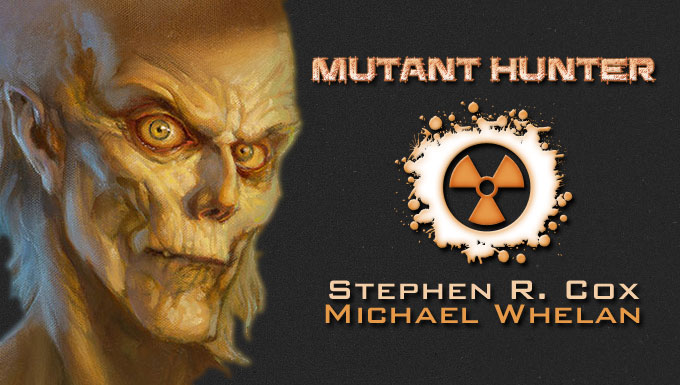 MUTANT HUNTER – GIVEAWAY AND CHEAP SUMMER READS