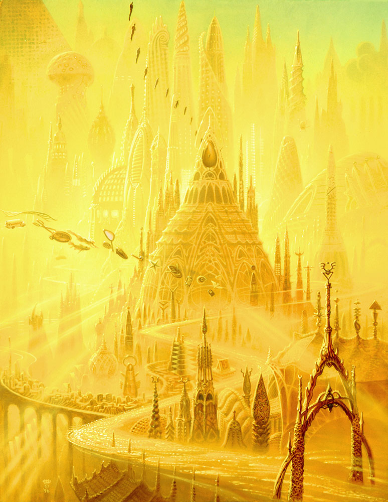 OTHERLAND: CITY OF GOLDEN SHADOWS
