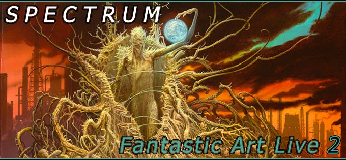 SPECTRUM FANTASTIC ART LIVE 2