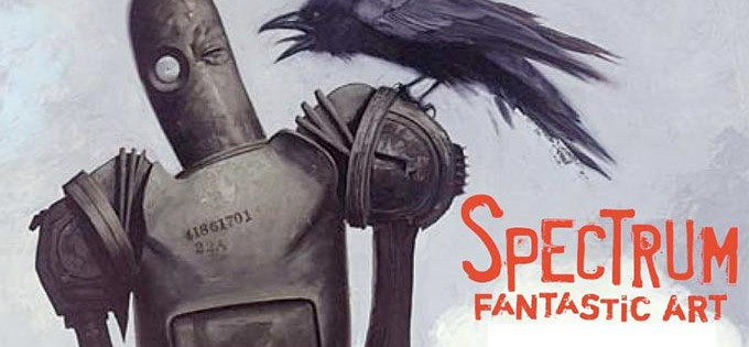 SPECTRUM FANTASTIC ART LIVE