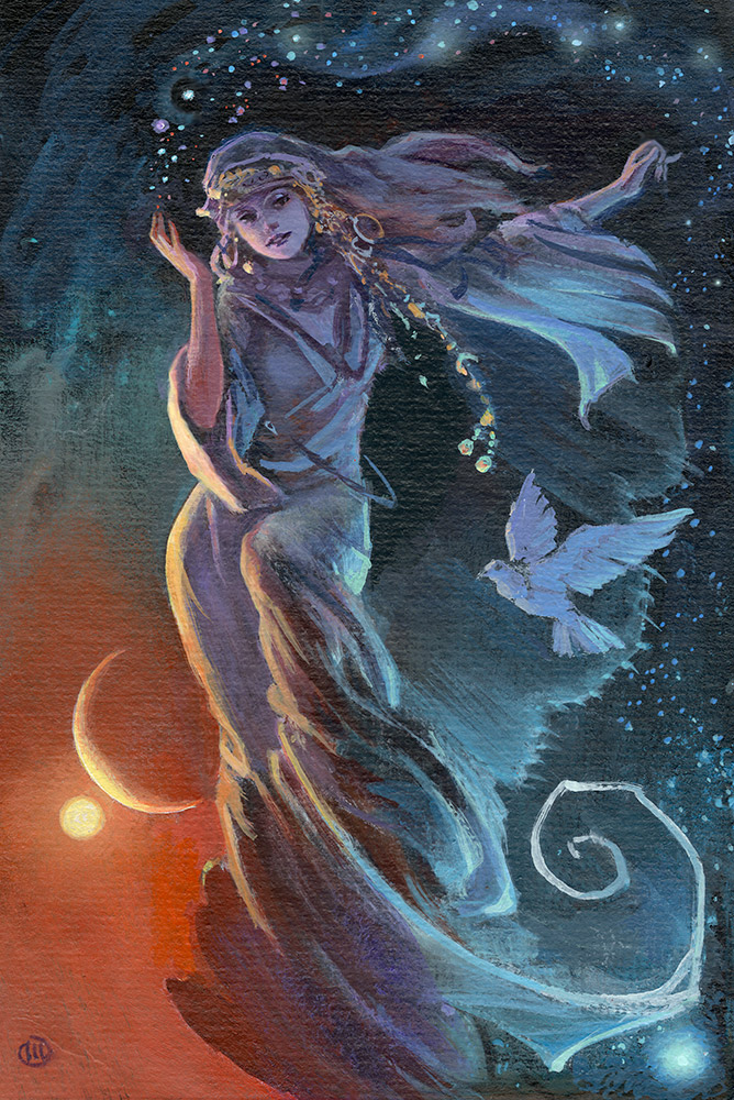 ASTRAL MUSE